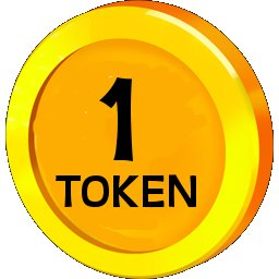 will keep a record below of who's earned how many Tokens: